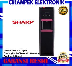 Harga dispenser sharp swd 66ehl bp galon | HARGALOKA.COM
