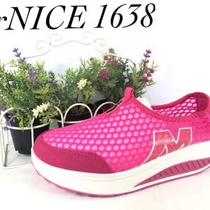 Harga sepatu wanita wedges bernice kets | HARGALOKA.COM