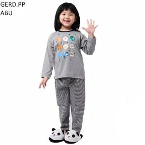 Harga setelan baju tidur anak cowok cewek lengan panjang gerd pp murah   size | HARGALOKA.COM