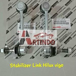 Harga link stabilizer hilux vigo hilux 2 500 hilux 3000 fortuner link | HARGALOKA.COM