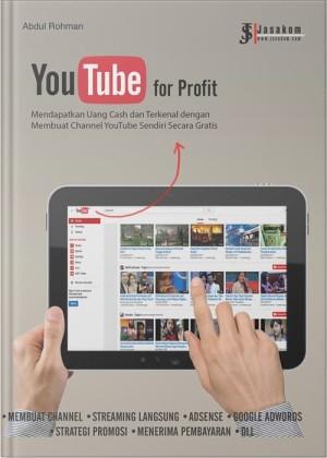 Harga termurah original buku buku youtube for profit   abdul rohman   | HARGALOKA.COM