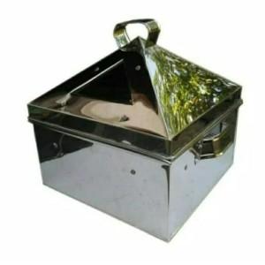 Harga klakat kukusan steamer stainless ukuran | HARGALOKA.COM