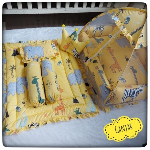 Harga kasur bayi kelambu tenda   bantal guling bayi selimut tidur   HARGALOKA.COM
