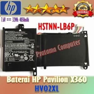 Harga batre baterai original hp pavilion 11 k000 series x360 | HARGALOKA.COM