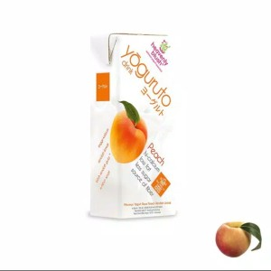 Harga heavenly blush yoguruto drink peach 200 | HARGALOKA.COM