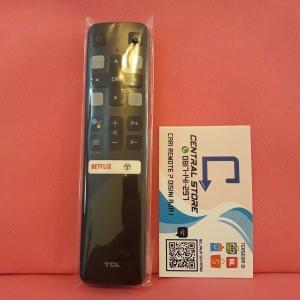 Harga remote tv smart tv tcl netflix   HARGALOKA.COM