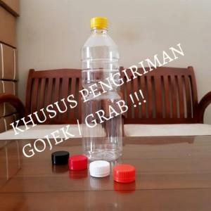 Harga botol plastik 1000 ml botol minyak 1 liter khusus kiriman gojek grab   | HARGALOKA.COM