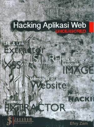 Harga termurah original buku hacking aplikasi web | HARGALOKA.COM