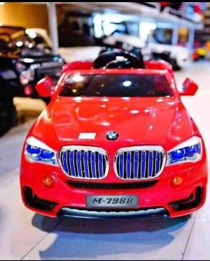 Harga mobil mainan aki anak bmw x5 pmb m 7988 merah | HARGALOKA.COM