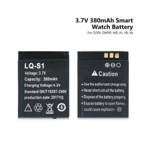 Harga baterai batre double power smart watch lq s1 dz09 u9 u10 a1 mito   HARGALOKA.COM
