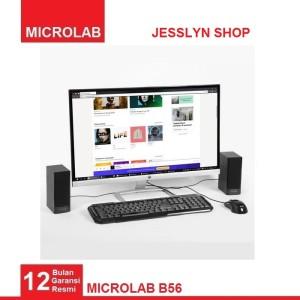 Harga microlab b56 laptop desktop tablet speaker   HARGALOKA.COM
