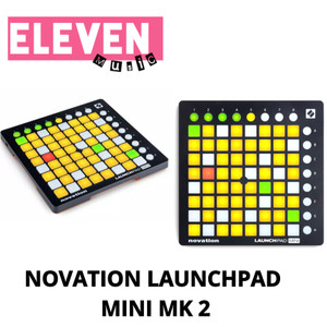 Harga novation launchpad mini mk2 mkii mkii mk | HARGALOKA.COM