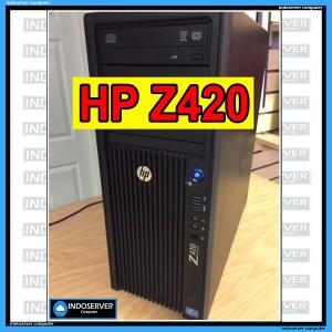 Harga hp z420 workstation setaradell t3610 setara lenovo   HARGALOKA.COM