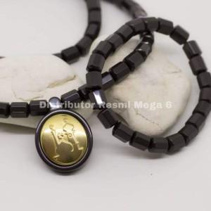 Harga terlaris kalung kesehatan ginsamyong titanium nano gold series 3   kabah | HARGALOKA.COM