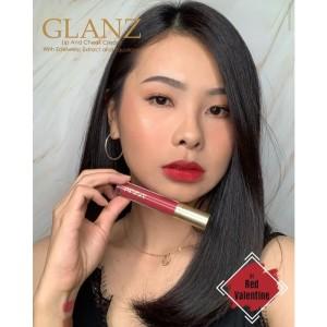 Harga lips amp cheek glanz lipstik blush on eye shadow kk   red | HARGALOKA.COM