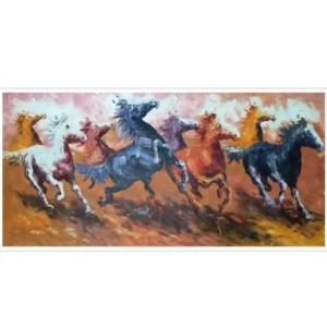 Harga lukisan kuda timbul 60 x 120 cm   | HARGALOKA.COM