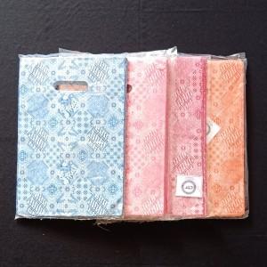Harga kantong plastik baju hd oval batik uk 20x30   plastik olshop | HARGALOKA.COM
