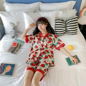 Harga aldera   piyama hp import premium baju tidur korea halus dan dingin   | HARGALOKA.COM