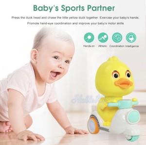 Harga scooter duck mainan olahraga anak 3 bahan abs | HARGALOKA.COM