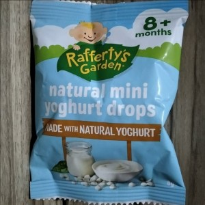 Harga rafferty garden yoghurt drop   snack bayi 6 | HARGALOKA.COM