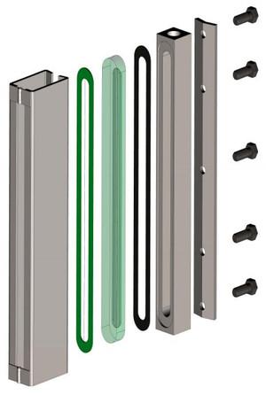 Harga klinger reflex level gauge r25 fs h size 3 size iii carbon | HARGALOKA.COM