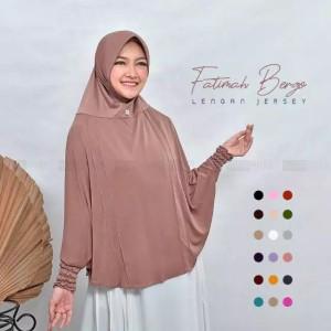 Harga jilbab bergo lengan jersey murah | HARGALOKA.COM