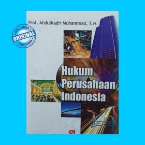 Harga buku hukum perusahaan indonesia citra aditya | HARGALOKA.COM