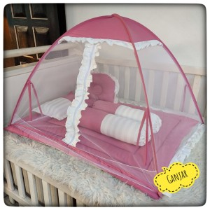 Harga kasur matras tidur bayi kelambu set bantal guling   HARGALOKA.COM