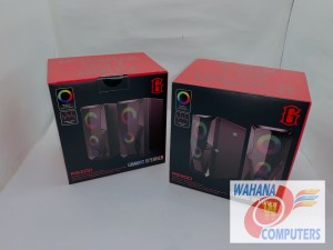 Harga robot speaker aktif stereo gaming 3 5mm garansi resmi 1 tahun   HARGALOKA.COM