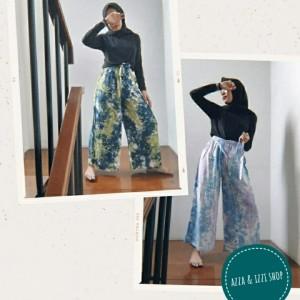 Harga celana kulot tiedye all size fit to xxl | HARGALOKA.COM