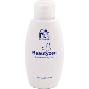 Harga beautyzen gentle refreshing toner 60 ml ori 100 kk | HARGALOKA.COM