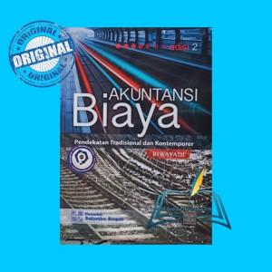 Harga buku akuntansi biaya pendekatan tradisional dan kontrmporer | HARGALOKA.COM