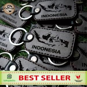 Harga gantungan kunci indonesia terbuat dari kulit sapi asli ketebalan 0 | HARGALOKA.COM