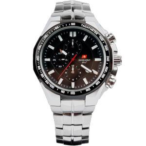 Harga sa 2051 mchssbht   jam tangan pria swiss army 2051 rantai   HARGALOKA.COM
