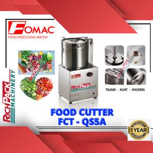 Harga mesin pemotong buah dan sayuran fct qs5a multi function cutter | HARGALOKA.COM