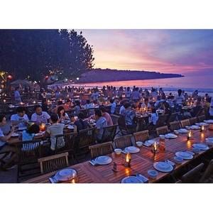 Harga dinner jimbaran   voucher tiket   standard menu package | HARGALOKA.COM