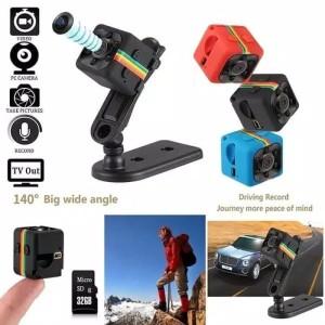 Harga sq11 full mini camera hd camcorder 1080p ir night vision cam sport cam   | HARGALOKA.COM