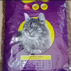 Harga makanan kucing bolt bentuk ikan reapack 1 | HARGALOKA.COM