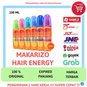 Info Makarizo Hair Energy Scentsations Hair Fragrance White Musk 100 Ml Katalog.or.id