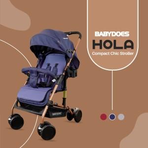 Harga stroller babydoes hola ch311 kereta dorong bayi   | HARGALOKA.COM
