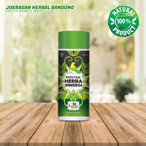 Harga minyak bubut herba sinergi 100ml hpai | HARGALOKA.COM