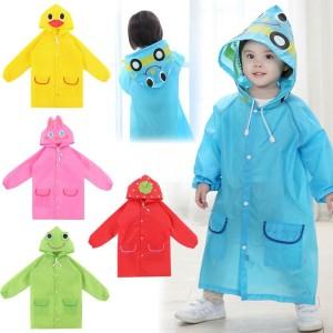 Harga jas hujan anak hoodie jas hujan lucu motif binatang jas hujan | HARGALOKA.COM