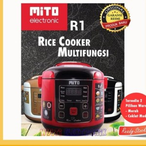 Harga mito digital rice cooker 1 liter magic com mito   | HARGALOKA.COM