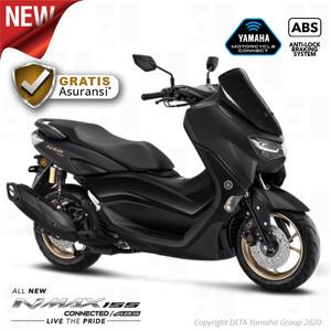 Harga yamaha all new nmax abs 2020 connected otr jadetabek sepeda motor   | HARGALOKA.COM