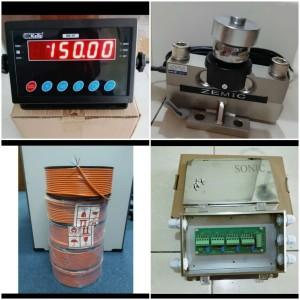 Harga 1 paket zemic hm9b 30t indicator mk 5p junction box 4hole | HARGALOKA.COM