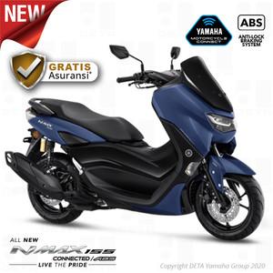 Harga yamaha all new nmax abs 2020 otr bandung cirebon sepeda motor   | HARGALOKA.COM