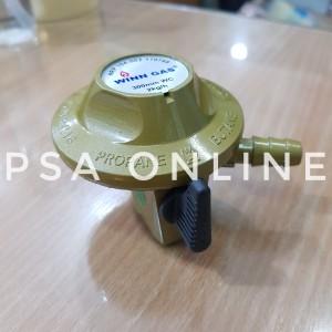 Harga winn gas regulator tekanan rendah w 118 | HARGALOKA.COM