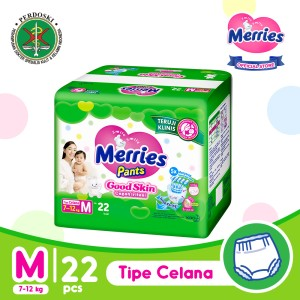 Harga merries pants good skin m 22 39 | HARGALOKA.COM