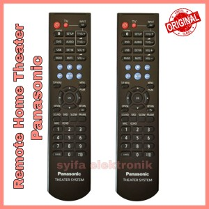 Harga remote home theater panasonic | HARGALOKA.COM