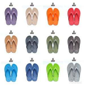 Harga harga grosir   sandal jepit goru 34 santuy 34   pria wanita unisex | HARGALOKA.COM